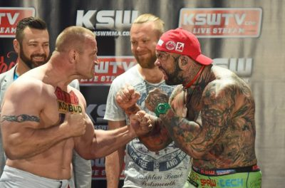Typy na KSW i MMA