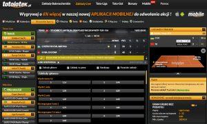 Totolotek Screenshot