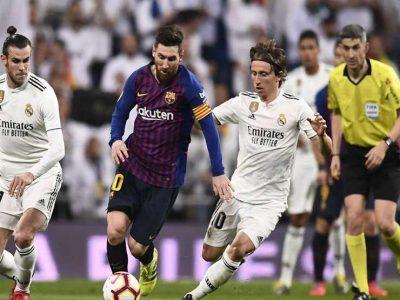 typy Barcelona - Real (El clasico)