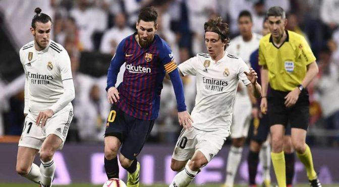 Barcelona – Real (El clasico)