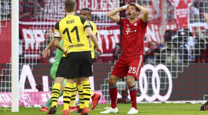 Bayern Monachium – Borussia Dortmund