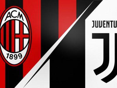 Typy na mecz Milan - Juventus