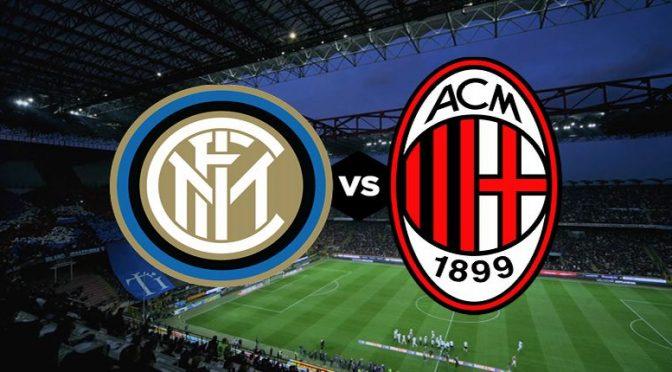 Derby Mediolanu: Milan – Inter