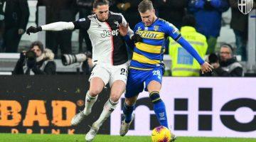 Juventus - Parma typy bukmacherskie ekspertów