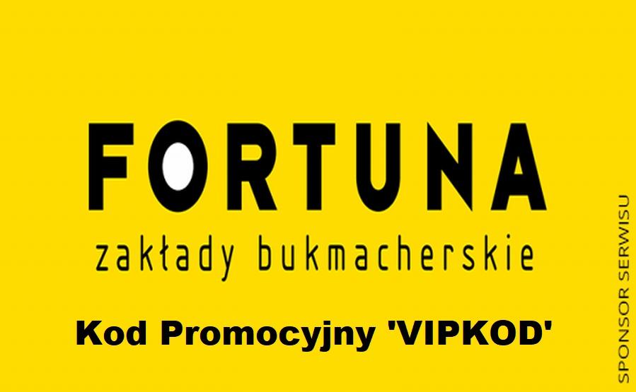Kod promocyjny Fortuna 1