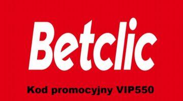Betclic kod promocyjny VIP
