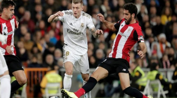 Athletic Bilbao – Real Madryt